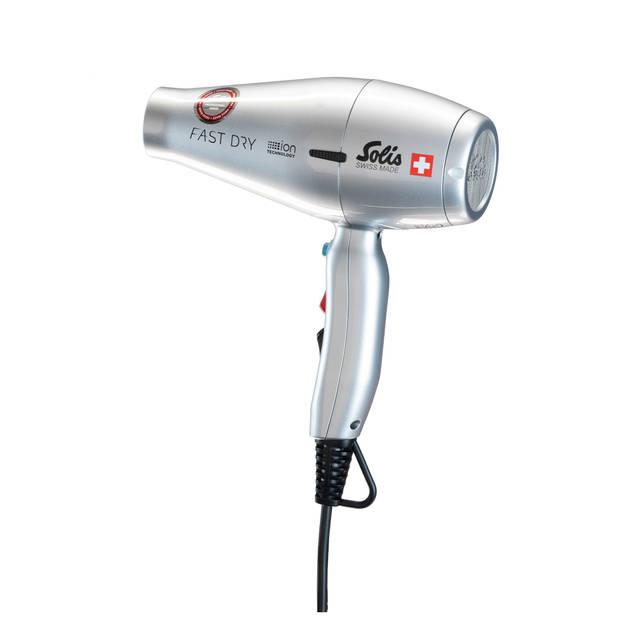 Solis Fast Dry (381) - Föhn Silver