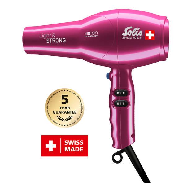 Solis Light & Strong (442) - Föhn Pink