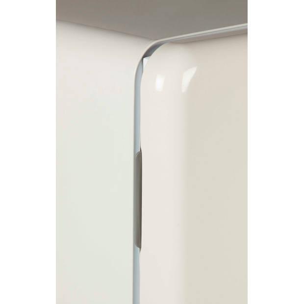 PRIMO PR109RKC Tafelmodel retrokoelkast - Crème - 93L - A+