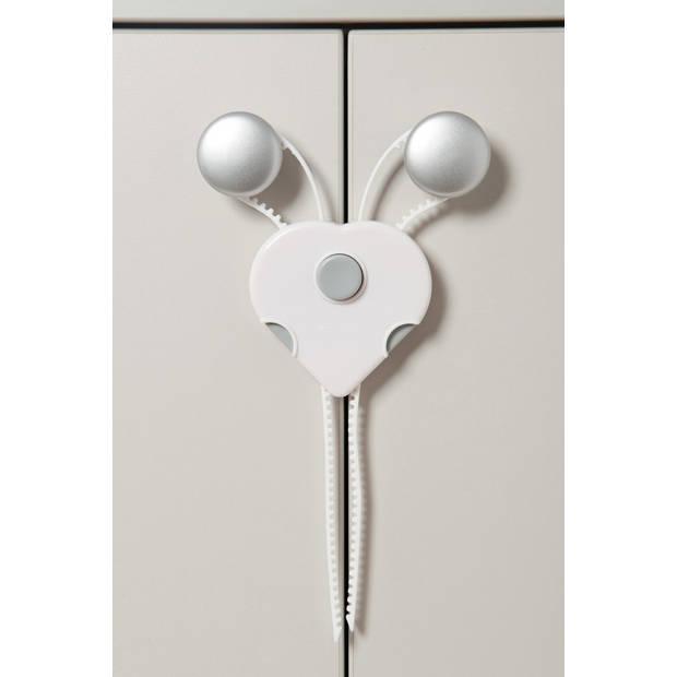 Dreambaby Flexi-Lock (2 stuks) wit