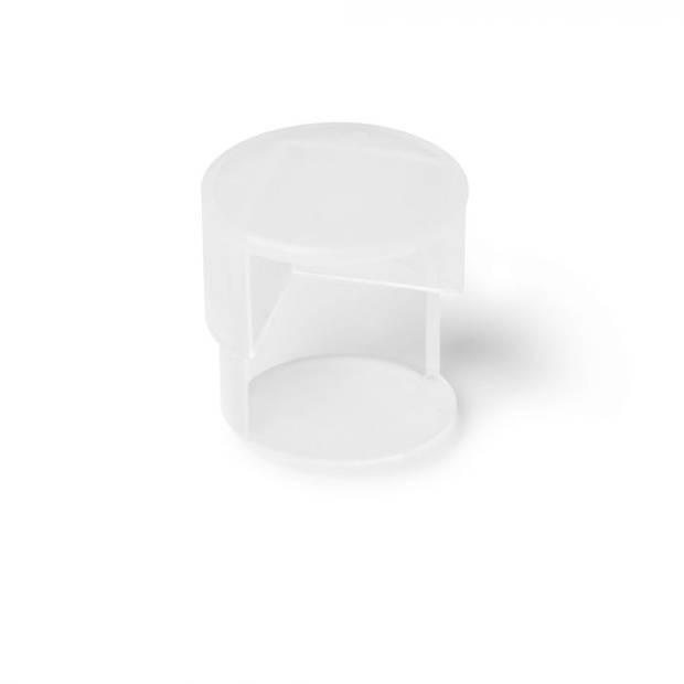 Jippie's dubbele tafelhoekjes (4 stuks) transparant