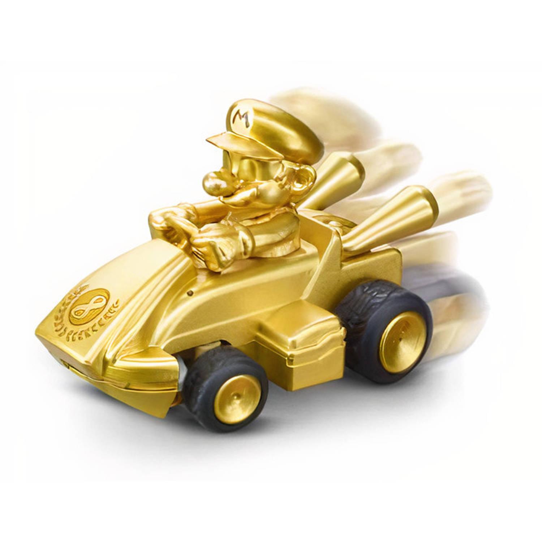 2,4 GHz Mario Kart? Mini RC, Mario - Gold
