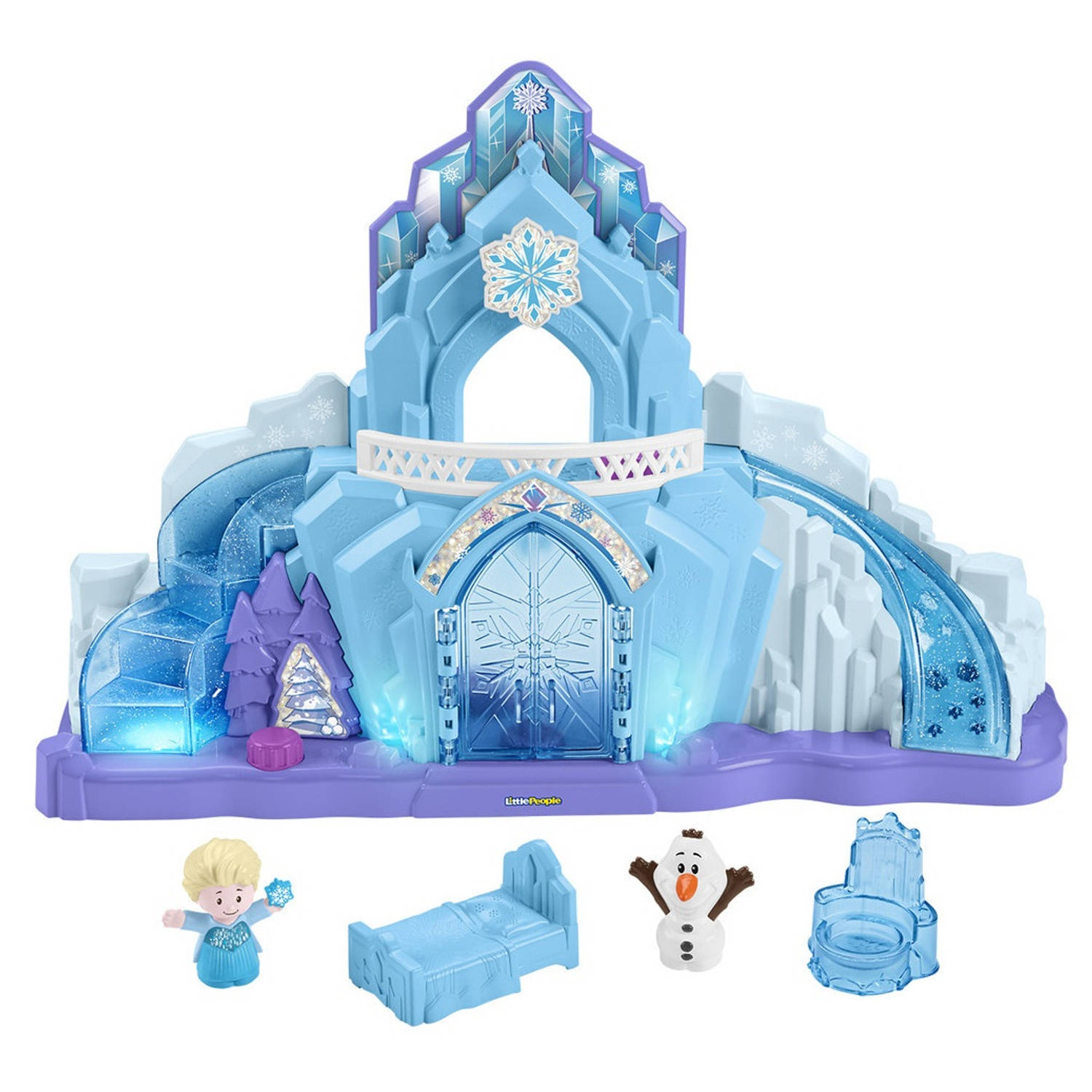 Fisher-Price Little People Disney Frozen Elsa