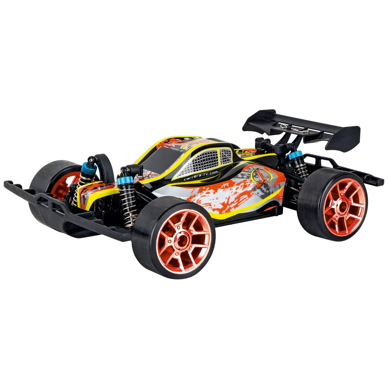 Carrera Auto Rc Drift Racer Px 2,4 Ghz 1:18 Zwart 5-delig