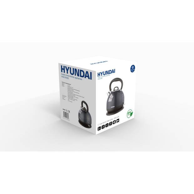 Hyundai - Retro Waterkoker - 1.7 Liter