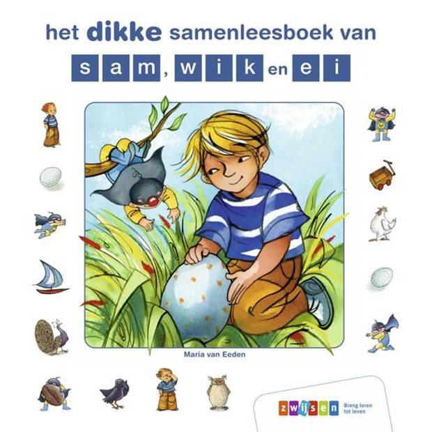 Het Dikke Samenleesboek Van Sam, Wik En Ei