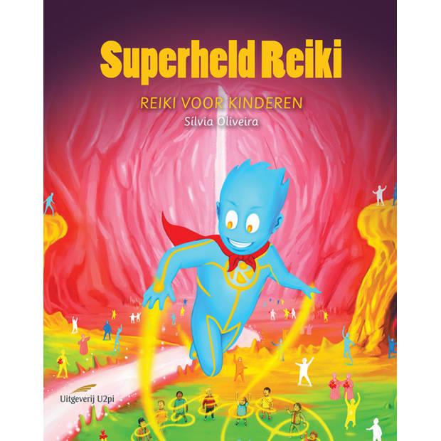 Superheld Reiki