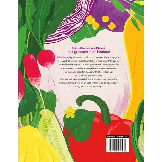 Een ode aan groenten