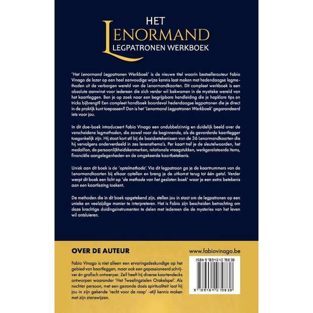 Het Lenormand Legpatronen Werkboek