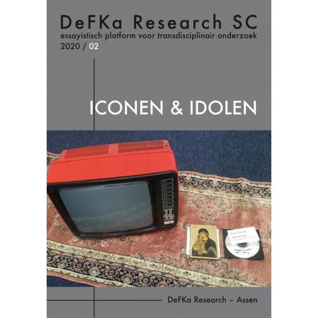 DeFKa Research SC 2020/02 Iconen & Idolen
