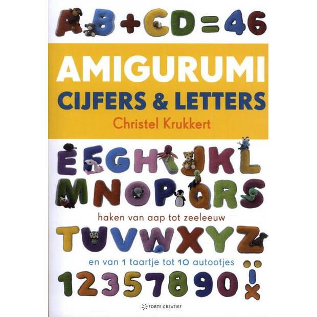 Amigurumi cijfers & letters