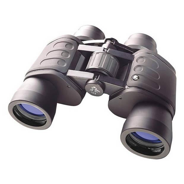 Bresser verrekijker Hunter 8x40 staal 18 x 5,5 cm zwart 4-delig