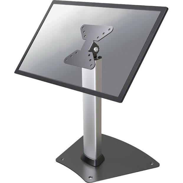 FPMA-D1500SILVER flatscreen bureausteun