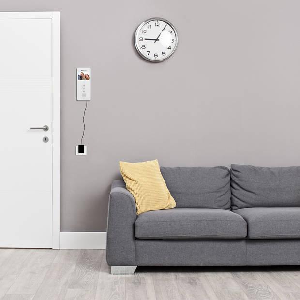DIC-22122 Video intercom systeem voor 2 appartementen