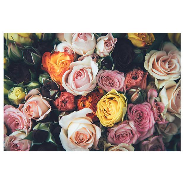 Schilderij Roses