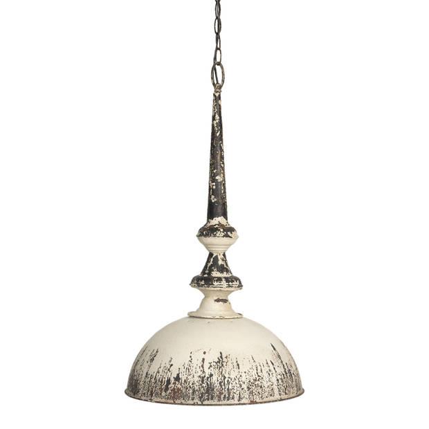Clayre & Eef hanglamp Ø 38x70cm e27/max 1x60w