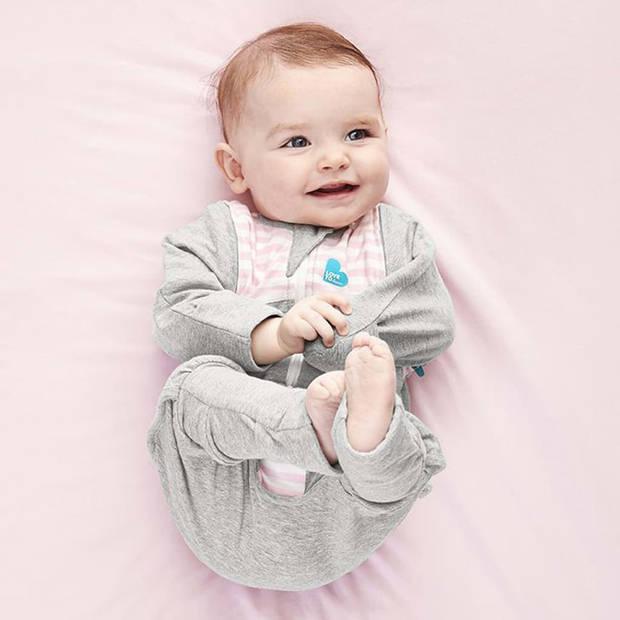 Love to Dream Babydoek Swaddle Up Transition Suit fase 2 L roze