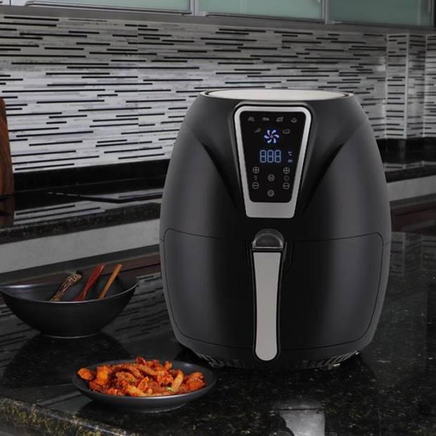 Molino Digital Air Fryer - 3L - Heteluchtfriteuse - Zwart