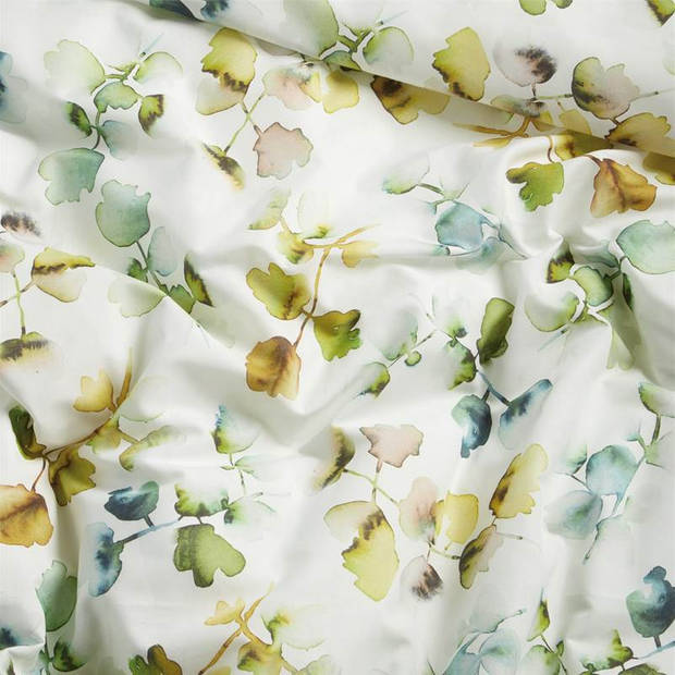 Cinderella Fianne dekbedovertrek - 1-persoons (140x200/220 cm + 1 sloop) - Katoen - White