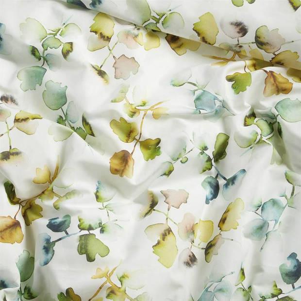 Cinderella Fianne dekbedovertrek - 2-persoons (200x200/220 cm + 2 slopen) - Katoen - White