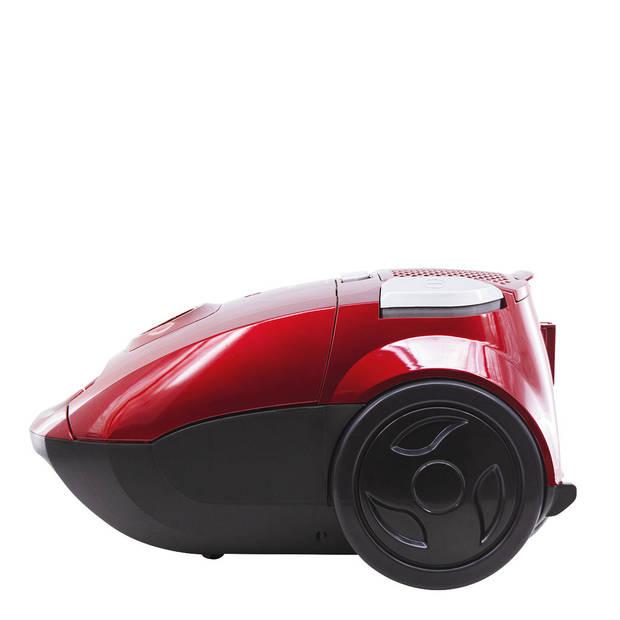 Tomado TVC3001R - stofzuiger met zak - rood - 7 meter snoer - 76 Db