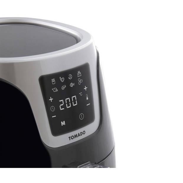 Tomado TAF3201B - Hetelucht Friteuse - 3,2 Liter - Zwart