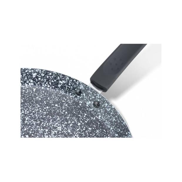 Edënbërg Stonetec Line - Pannenkoekenpan - Keramische/Marmeren Coating - 26 cm