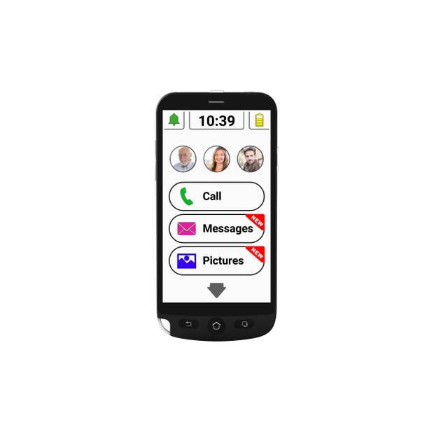 Swissvoice G50 Senioren mobiele telefoon
