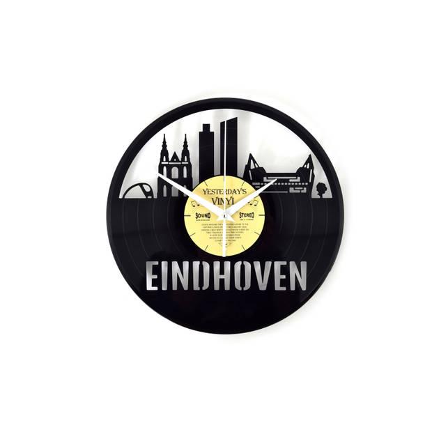 Yesterdays Vinyl Klok Skyline Eindhoven 30 cm