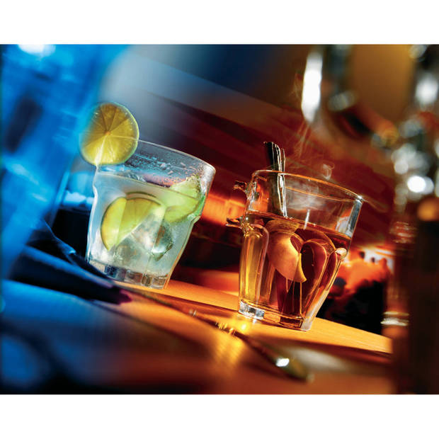 Rocco Bormioli Tumbler Rock Bar 27 cl Transparant 6 stuk(s)