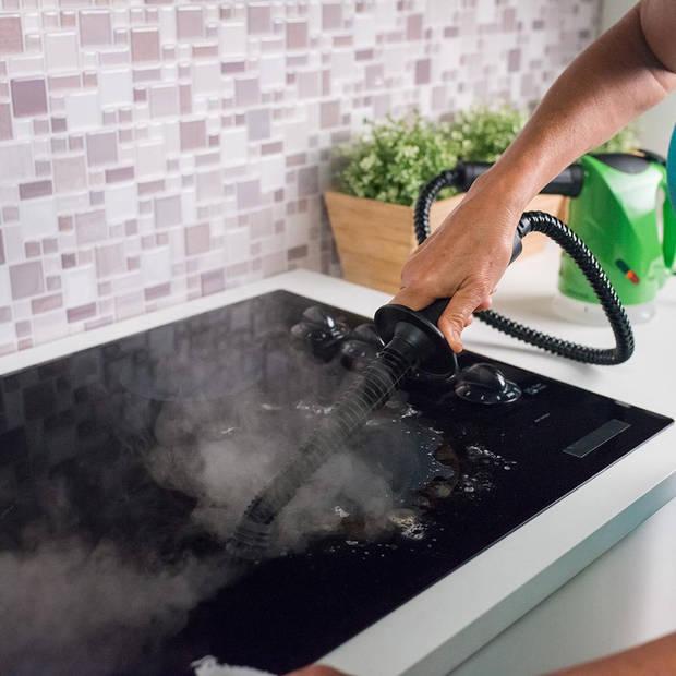 H2O Steam FX Pro - Stoomreiniger (handstomer en vloerstomer)