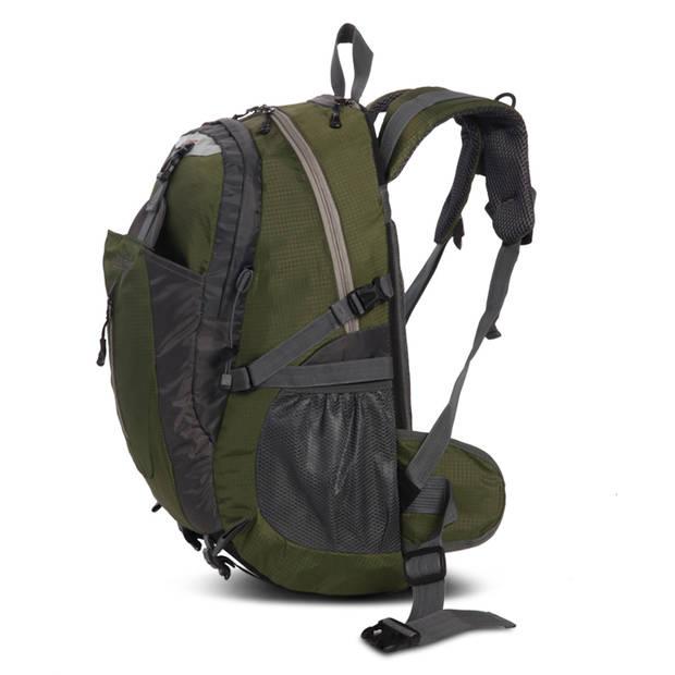 Bestway rugzak Budget 31 liter polyester groen