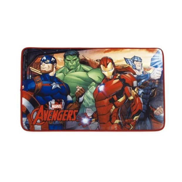 MARVEL Avengers vloerkleed voor kinderen - 45x75 cm