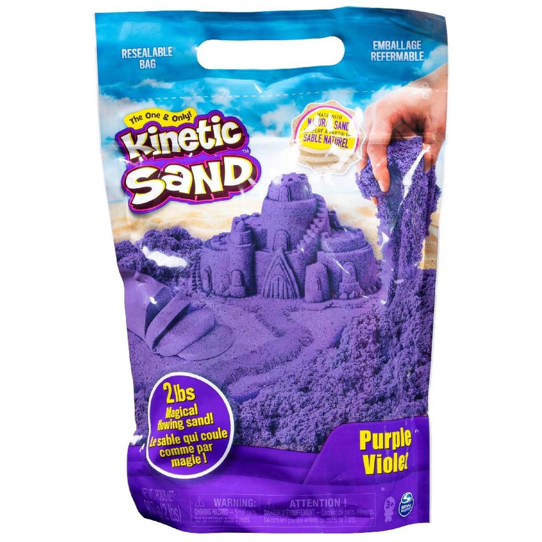 Kinetic Sand Speelzand Met Geur 907 Gram Paars