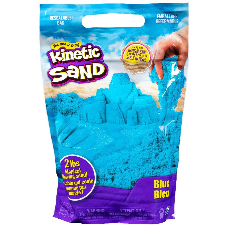 Kinetic Sand Speelzand Met Geur 907 Gram Blauw