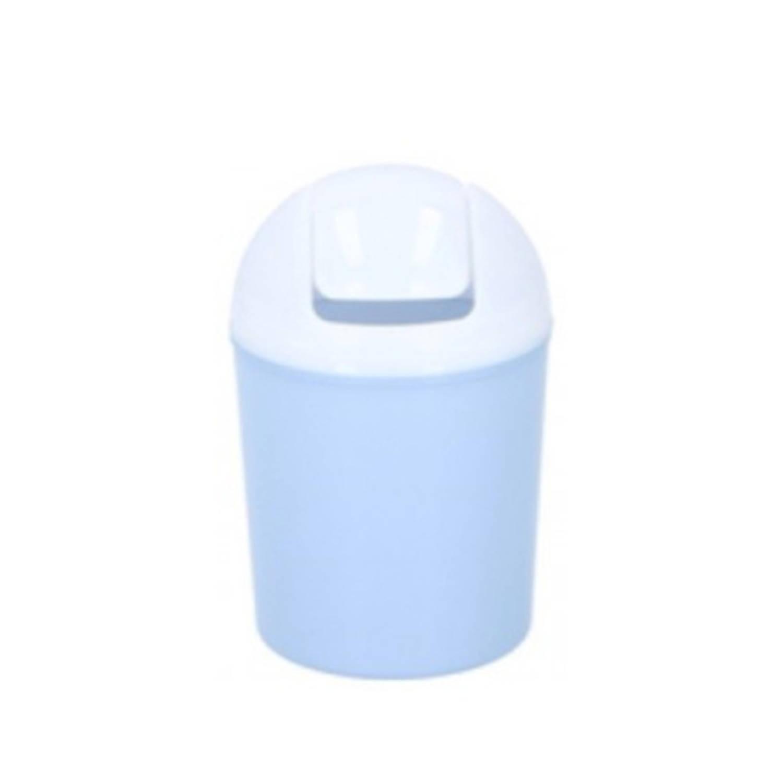 Lifetime Clean Tafel-afvalemmer 210 Ml Polypropyleen Blauw/wit