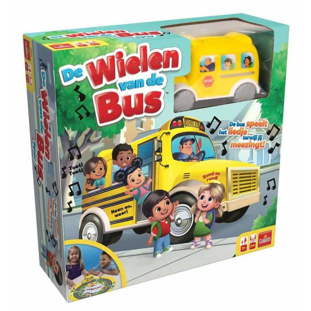 Goliath spel De Wielen Van De Bus junior elektrisch 6-delig