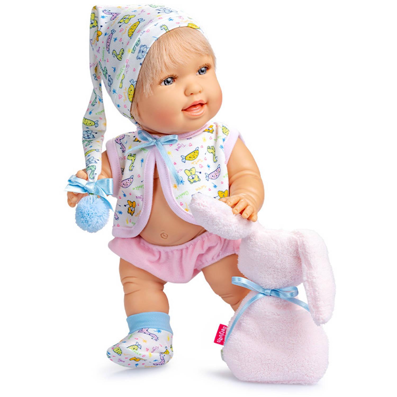 Berjuan babypop Andrea 38 cm meisjes vinyl-textiel