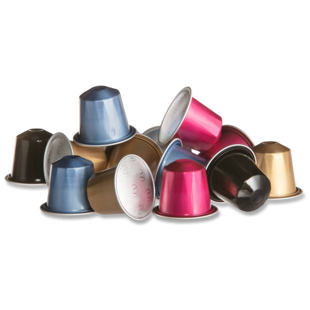 Blokker aluminium koffiecapsules mild - 20 stuks