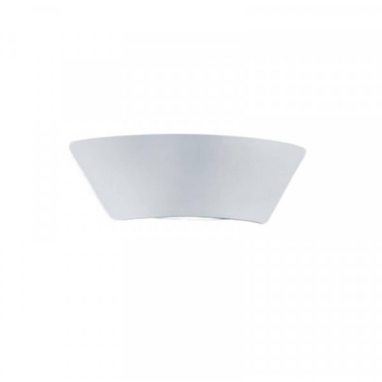 Led Tuinverlichting Tuinlamp Trion Sacamon Wand 7w Mat Wit Aluminium