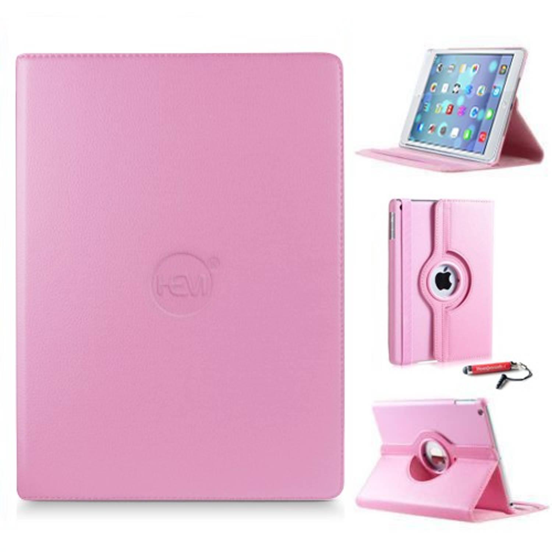 Ipad Air 1 Hoes Hem Licht Roze Met Roze Mini Stylus-Hoesjes Apple Ipad Air 1 Roze-Hoes Ipad Lichtroz