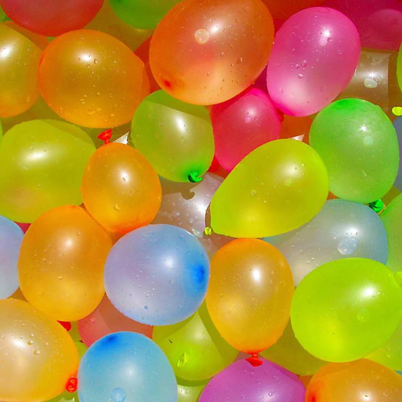 Korting 100 Stuks Waterballonnen In Zak