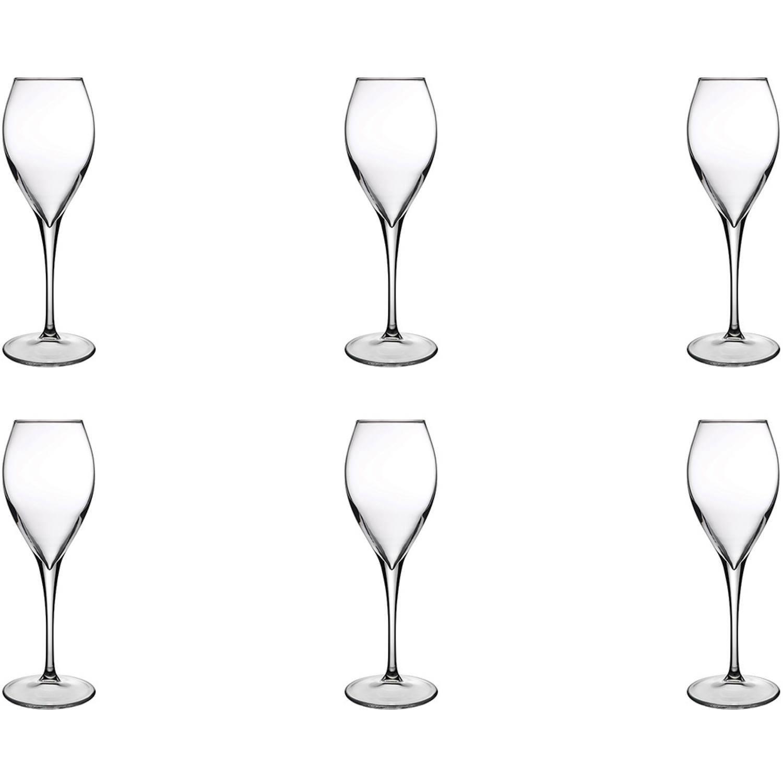 Pasabahce Wijnglas Monte Carlo 32.5 Cl - Transparant 6 Stuk(s)