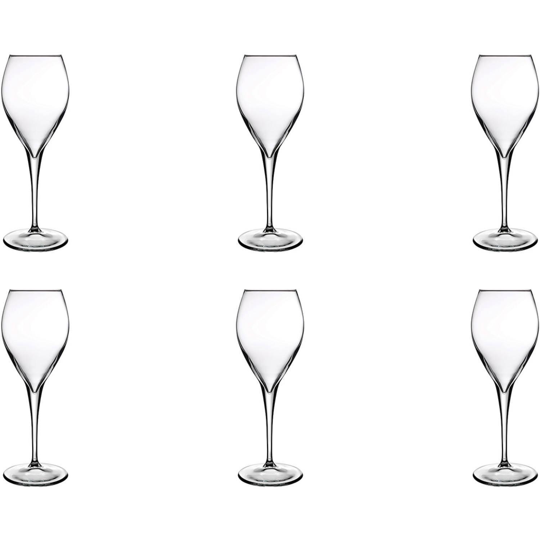Pasabahce Wijnglas Monte Carlo 44.5 Cl - Transparant 6 Stuk(s)