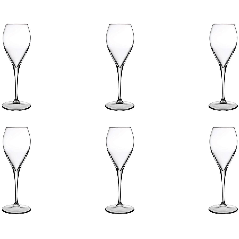 Pasabahce Wijnglas Monte Carlo 26 Cl - Transparant 6 Stuk(s)