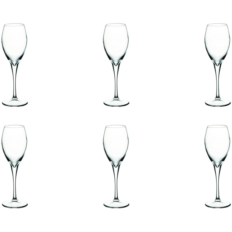 Pasabahce Wijnglas Monte Carlo 21 Cl - Transparant 6 Stuk(s)
