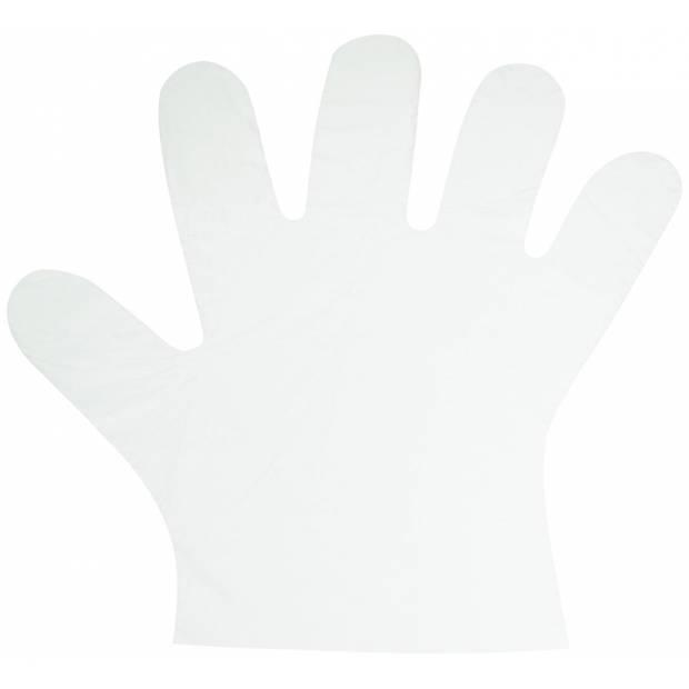 HeroTouch Handschoenen Wegwerp Plastic - One size - 100 stuks - niet