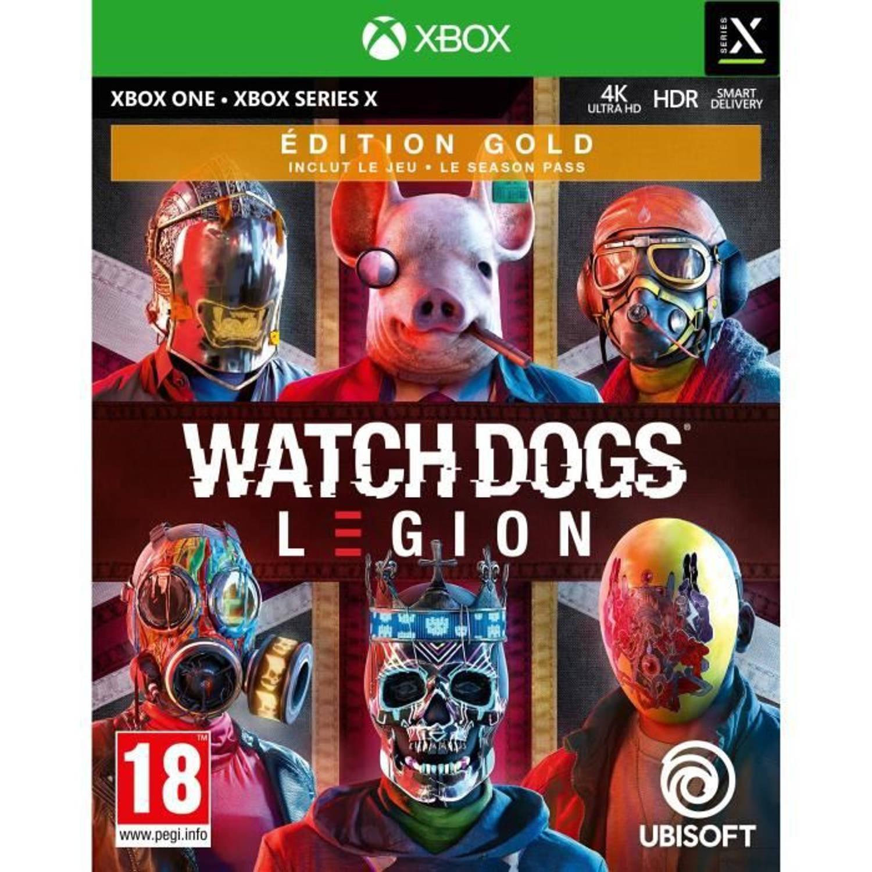 Bekijk Dogs Legion Gold Edition Xbox One-game