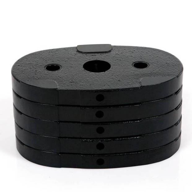 Inspire Extra gewichten voor M1, M2 - 22,5 kg