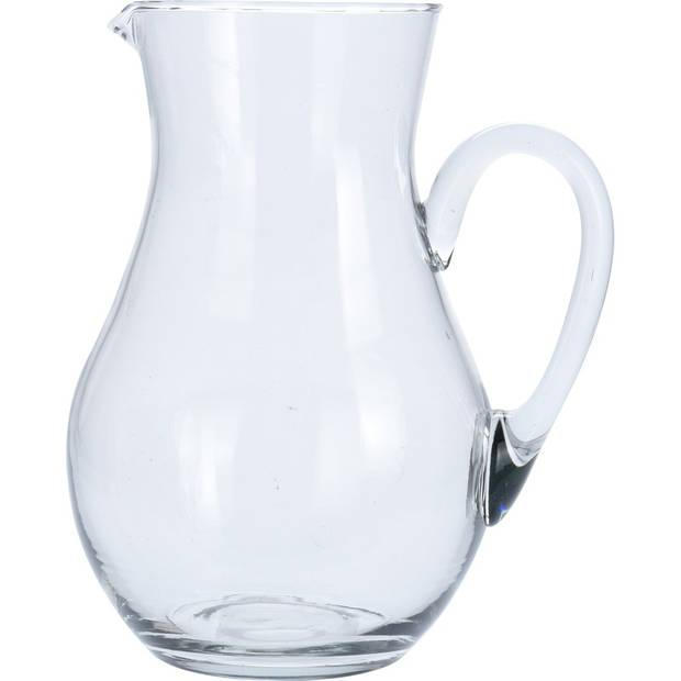 Glazen schenkkan van 2 liter - 1500 ml - Limonade/water/sap kannen karaffen